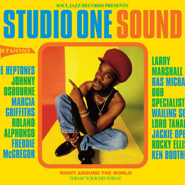 Copertina Disco Vinile 33 giri Studio One Sound [2 LP] di Artisti Vari