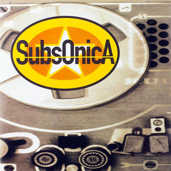 Copertina Vinile 33 giri Subsonica [2 LP] di Subsonica