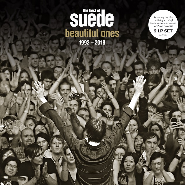 Copertina Vinile 33 giri Beautiful Ones:  di Suede