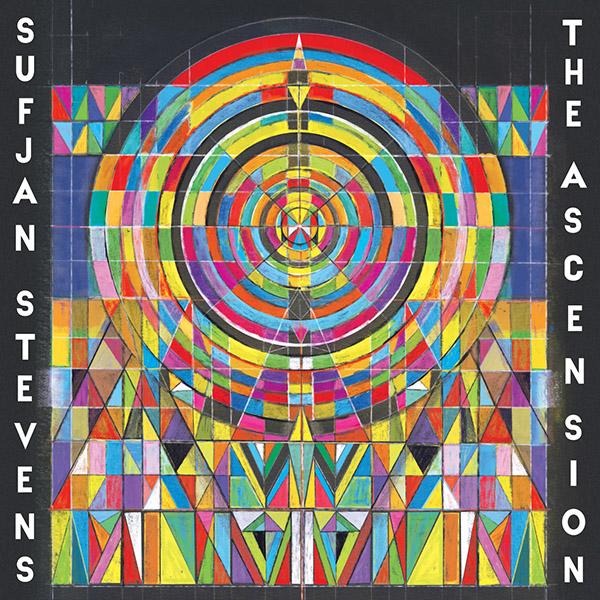 Copertina Vinile 33 giri The Ascension [2 LP] di Sufjan Stevens