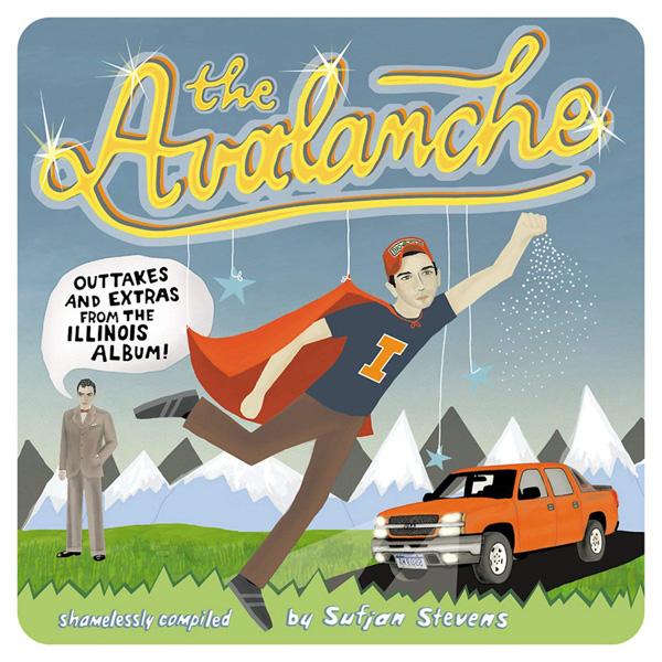 Copertina Vinile 33 giri The Avalanche [2 LP] di Sufjan Stevens
