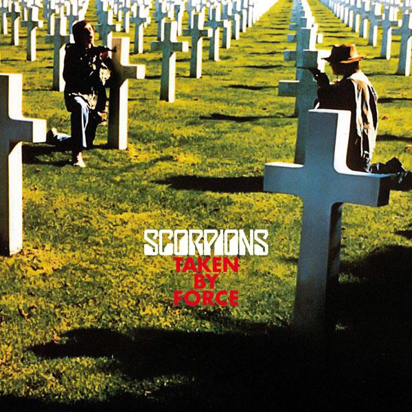 Copertina Disco Vinile 33 giri Taken by Force [LP+CD] di Scorpions