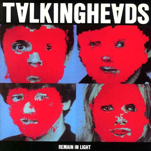 Copertina Disco Vinile 33 giri Remain in Light di Talking Heads