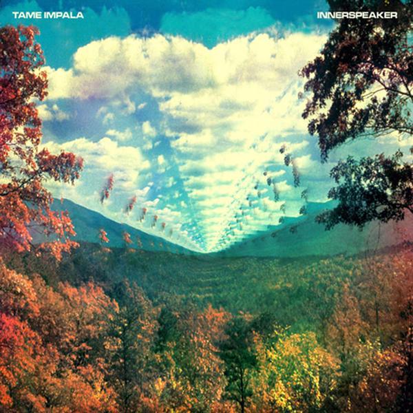 Copertina Disco Vinile 33 giri Innerspeaker [2 LP] di Tame Impala