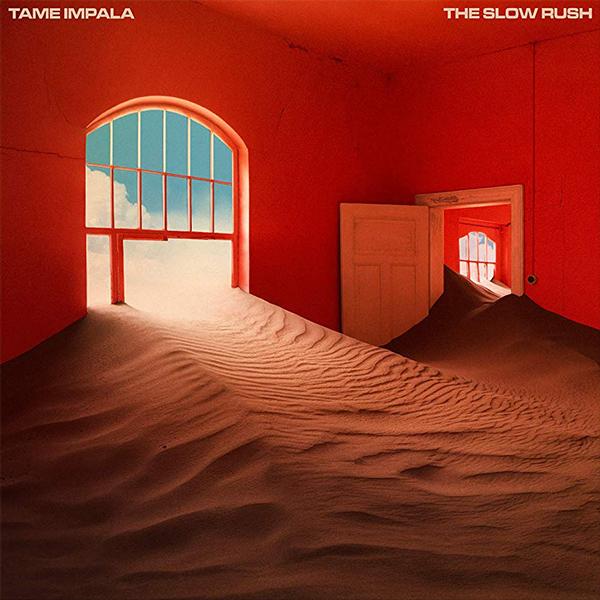 Copertina Vinile 33 giri The Slow Rush [2 LP] di Tame Impala
