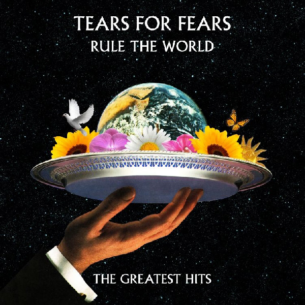 Copertina Vinile 33 giri Rule The World | The Greatest Hits [2 LP] di Tears for Fears