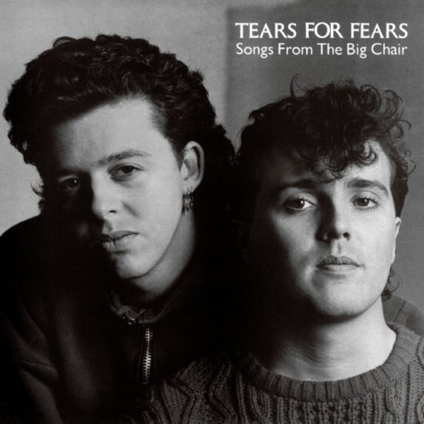 Copertina Disco Vinile 33 giri Songs from the Big Chair di Tears for Fears