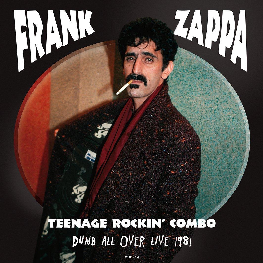 Copertina Disco Vinile 33 giri Teenage Rockin' Combo [3 LP] di Frank Zappa