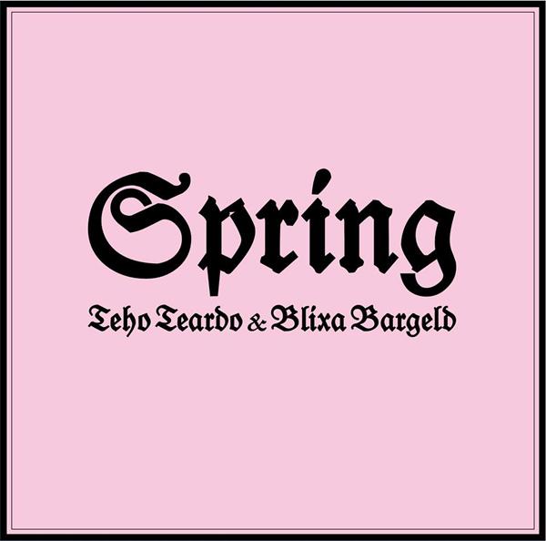 Copertina Disco Vinile 33 giri Spring EP di Teho Teardo