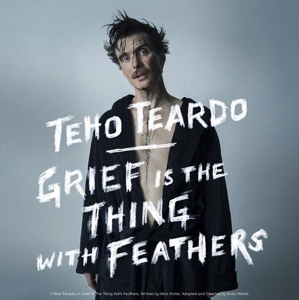 Copertina Vinile 33 giri Grief is the Thing with Feathers di Teho Teardo