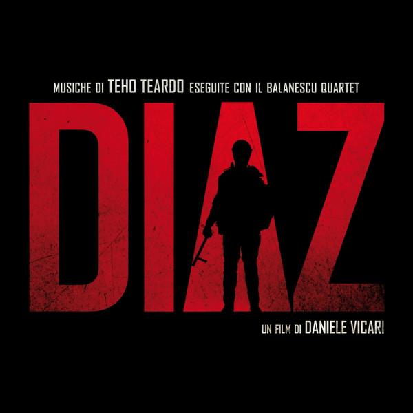 Copertina Disco Vinile 33 giri Diaz [Soundtrack LP] di Teho Teardo