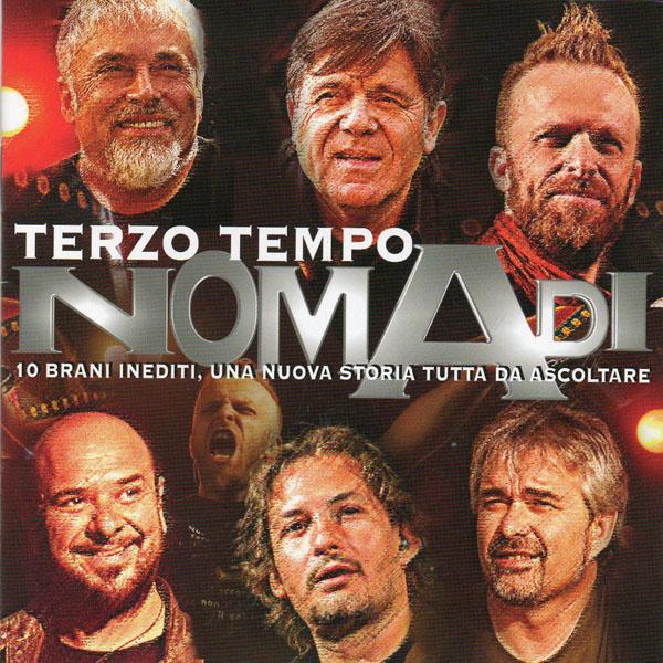 Copertina Disco Vinile 33 giri Terzo Tempo di Nomadi