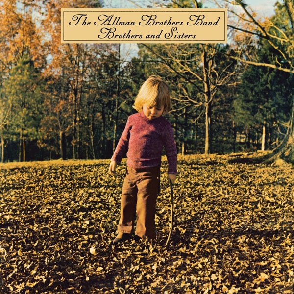 Copertina Disco Vinile 33 giri Brothers and Sisters di The Allman Brothers