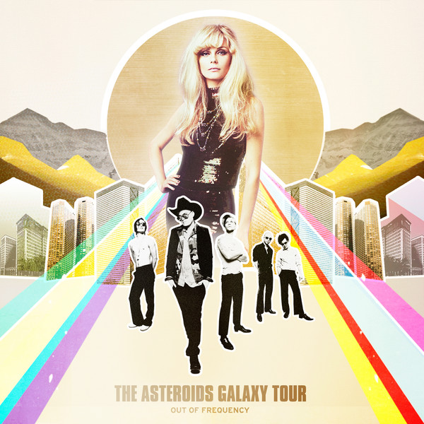 Copertina Disco Vinile 33 giri Out of Frequency di The Asteroids Galaxy Tour