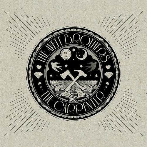 Copertina Disco Vinile 33 giri The Carpenter [2 LP] di The Avett Brothers