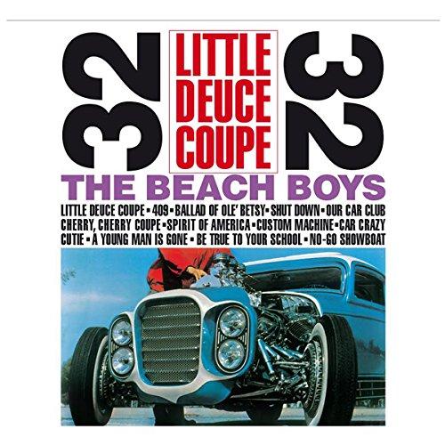 Copertina Disco Vinile 33 giri Little Deuce Coupe di The Beach Boys