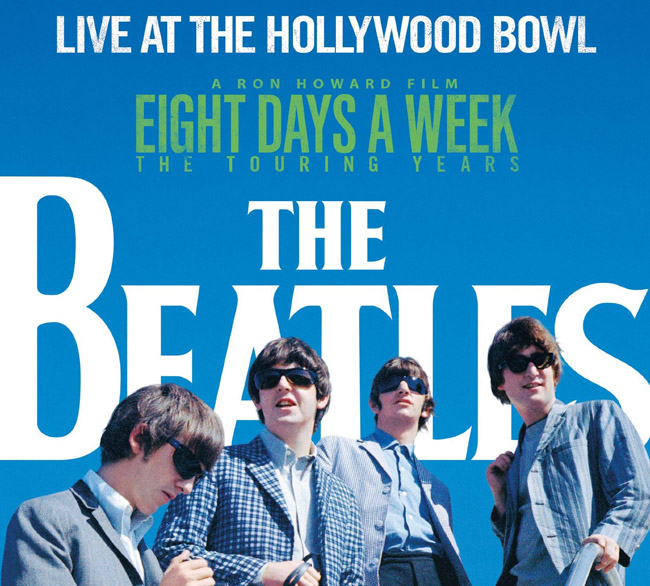 Copertina Disco Vinile 33 giri Live at the Hollywood Bowl di Artista: The Beatles