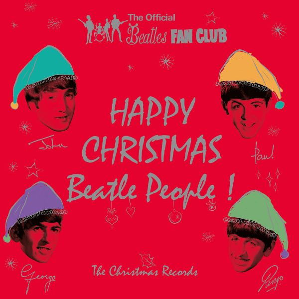 Copertina Vinile 33 giri The Christmas Records [Cofanetto 7x45 Giri] di Artista: The Beatles