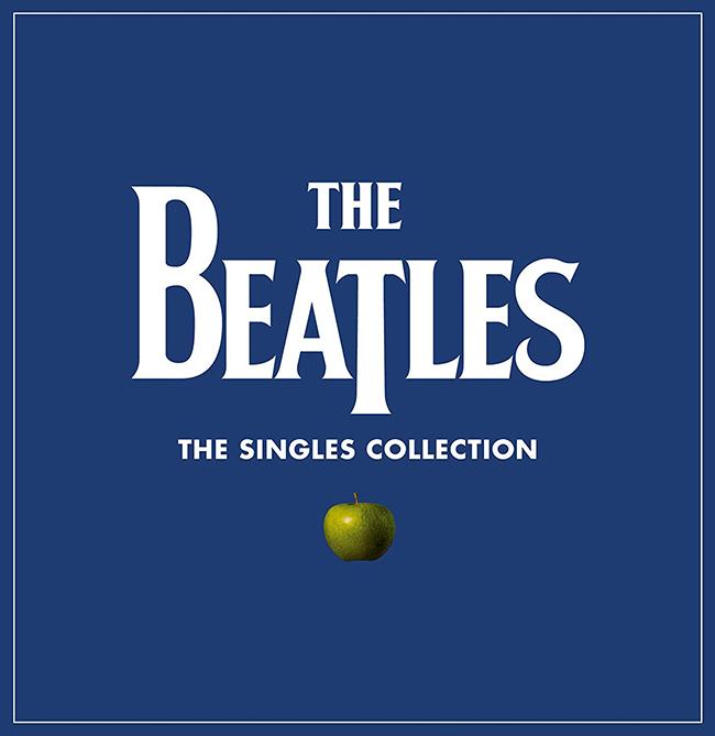 Copertina Vinile 33 giri The Beatles | The Singles Collection  di The Beatles