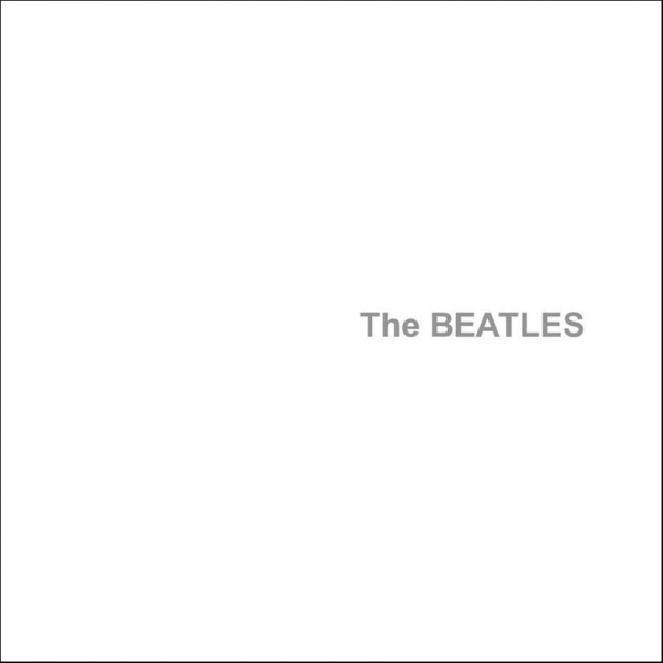 Copertina Vinile 33 giri The Beatles [The White Album] di The Beatles