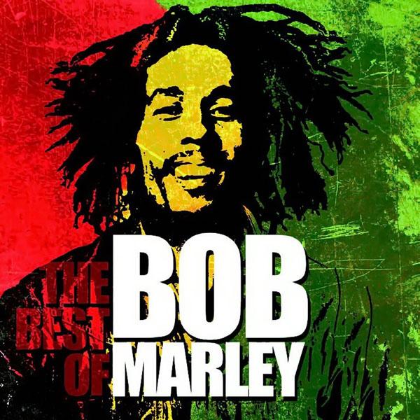 Copertina Disco Vinile 33 giri The Best Of di Bob Marley