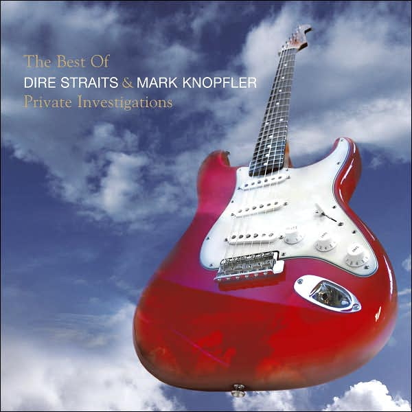 Copertina Disco Vinile 33 giri Private Investigations - The Best Of [2 LP] di Mark Knopfler