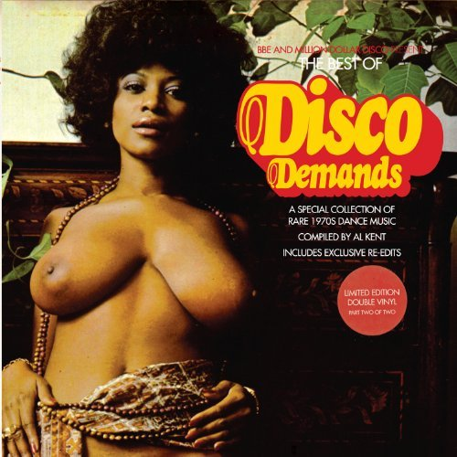 Copertina Disco Vinile 33 giri The Best of Disco Demands II di Artisti Vari