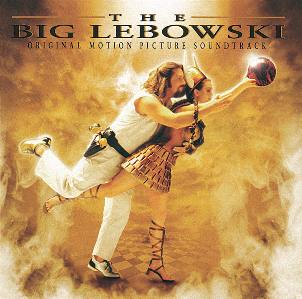 Copertina Disco Vinile 33 giri The Big Lebowski [Soundtrack LP] di