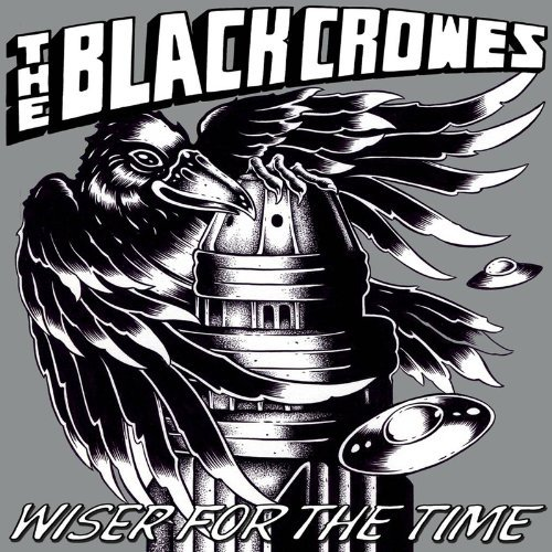 Copertina Disco Vinile 33 giri Wiser for the Time [Cofanetto 4 LP] di The Black Crowes