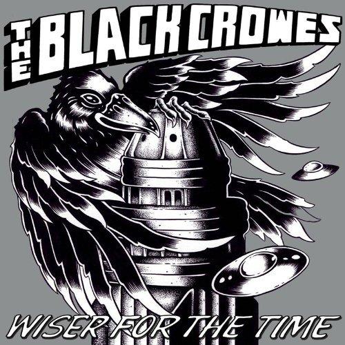 Copertina Disco Vinile 33 giri Wiser for the Time [Cofanetto 4 LP] di The Black Crowes