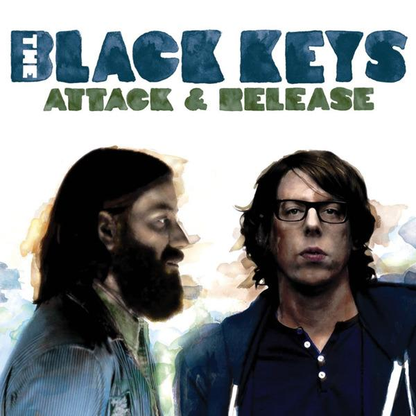 Copertina Disco Vinile 33 giri Attack & Release di The Black Keys