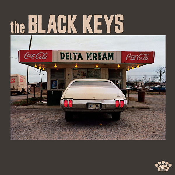 Copertina Vinile 33 giri Delta Kream [2 LP] di The Black Keys