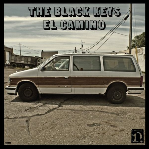 Copertina Disco Vinile 33 giri El Camino [LP+CD] di The Black Keys