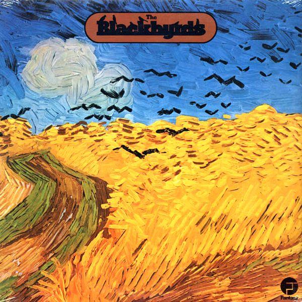 Copertina Disco Vinile 33 giri The Blackbyrds di The Blackbyrds