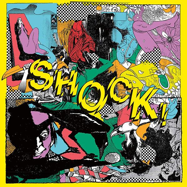 Copertina Vinile 33 giri Shock! di The Bluebeaters