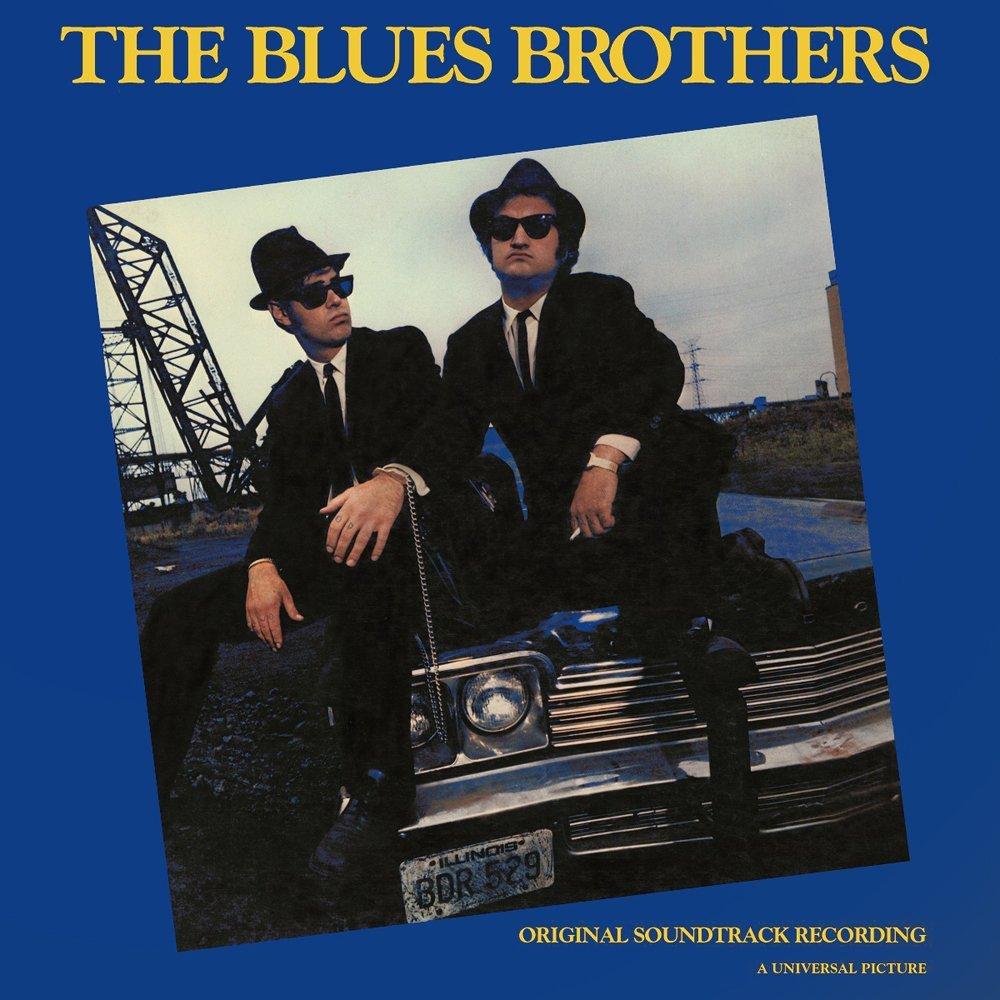 Copertina Disco Vinile 33 giri The Blues Brothers [Soundtrack LP] di The Blues Brothers