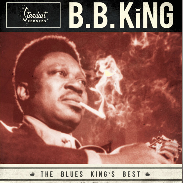 Copertina Disco Vinile 33 giri The Blues King's Best di B.B. King