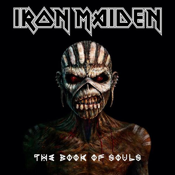 Copertina Disco Vinile 33 giri The Book of Souls [3 LP] di Iron Maiden