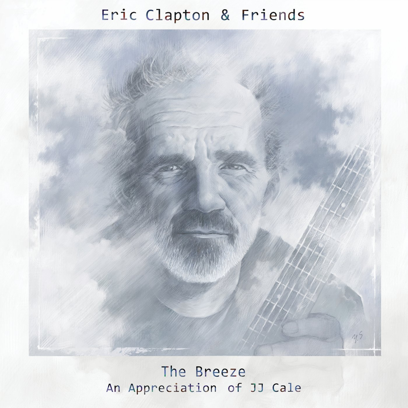 Copertina Disco Vinile 33 giri The Breeze - An Appreciation Of JJ Cale [2 LP] di Eric Clapton