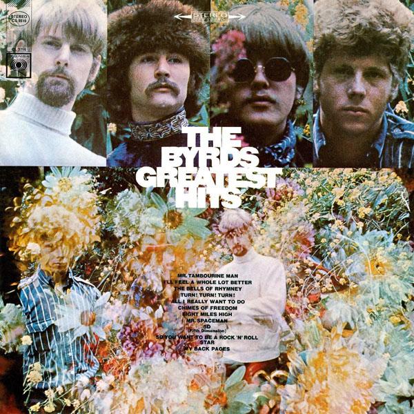 Copertina Disco Vinile 33 giri Greatest Hits di The Byrds