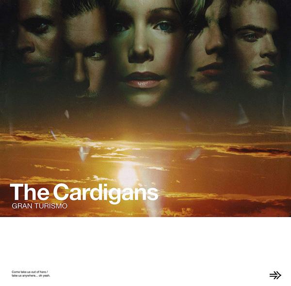 Copertina Vinile 33 giri Gran Turismo di The Cardigans