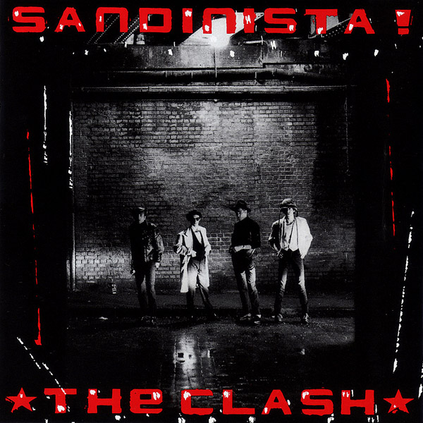 Copertina Vinile 33 giri Sandinista ! [3 LP] di The Clash