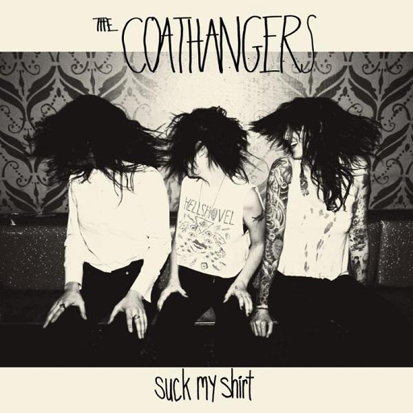 Copertina Disco Vinile 33 giri Suck My Shirt di The Coathangers