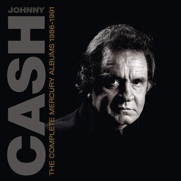 Copertina Vinile 33 giri The Complete Mercury Studios Albums 1986-1991 di Johnny Cash