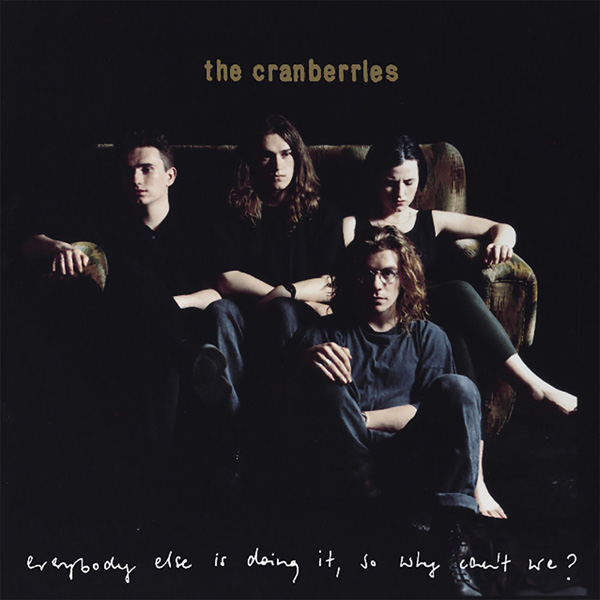 Copertina Vinile 33 giri Everybody Else Is Doing It, So Why Can't We? di The Cranberries