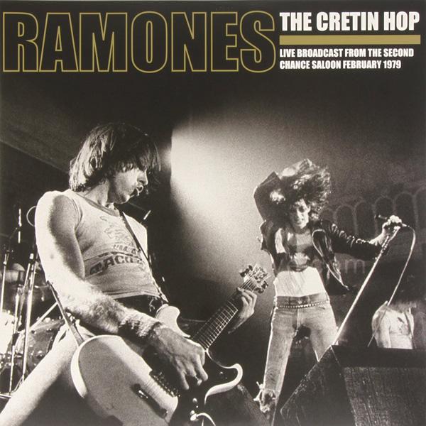 Copertina Disco Vinile 33 giri The Cretin Hop [2 LP] di Ramones