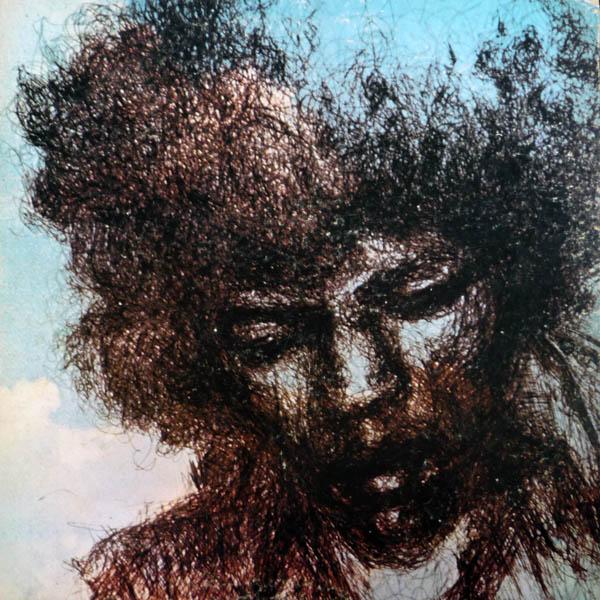Copertina Disco Vinile 33 giri The Cry of Love di Jimi Hendrix