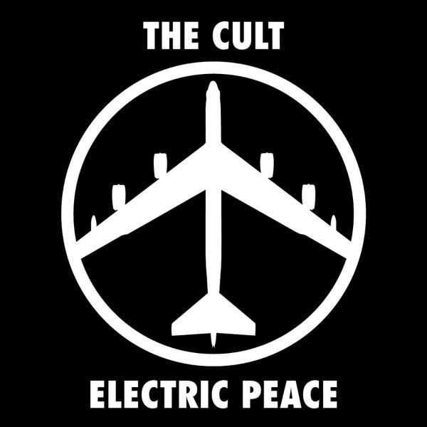 Copertina Disco Vinile 33 giri Electric Peace [2 LP] di The Cult