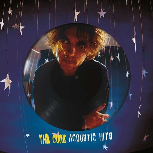 Copertina Vinile 33 giri Acoustic Hits [2 LP] di The Cure