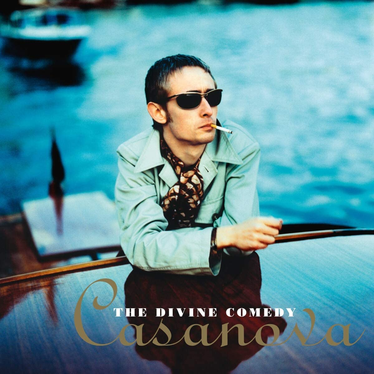 Copertina Vinile 33 giri Casanova di The Divine Comedy
